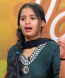 Singer Saumya Mishra Hindi Actress