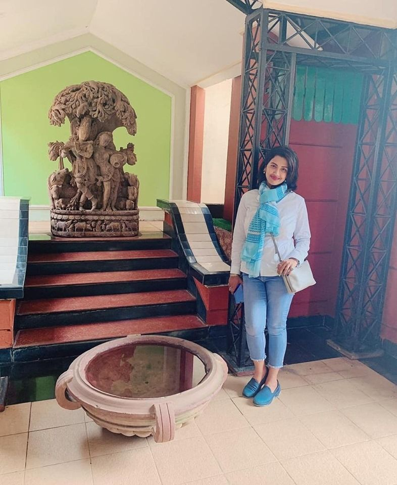 Actress Rachana Banerjee Ravishing Photos Kannada Gallery