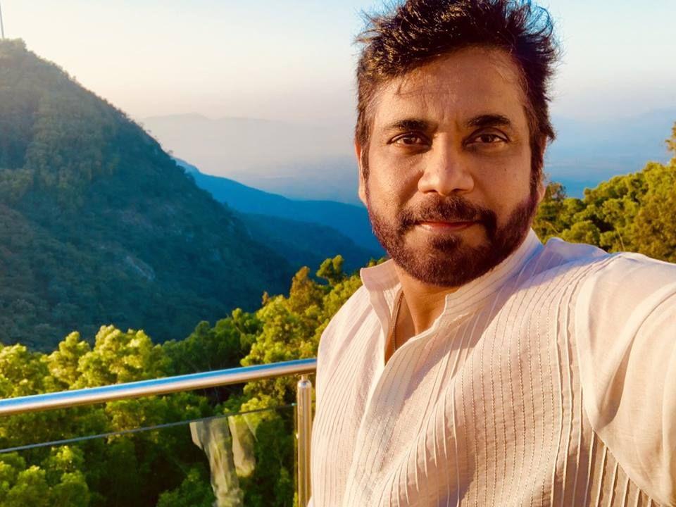 Telugu Actor Akkineni Nagarjuna Good-Looking Stills Telugu Gallery