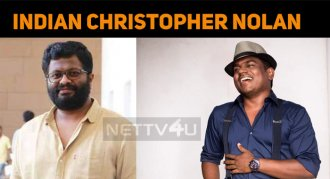 Who Is The Indian Christopher Nolan? Yuvan Shan..