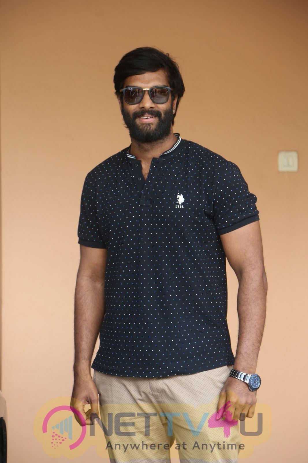 Charandeep Interview About Garuda Vega Movie Stills Telugu Gallery
