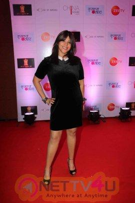 Ekta Kapoor Hosts Party Of Celebration Kumkum Bhagya 1000n