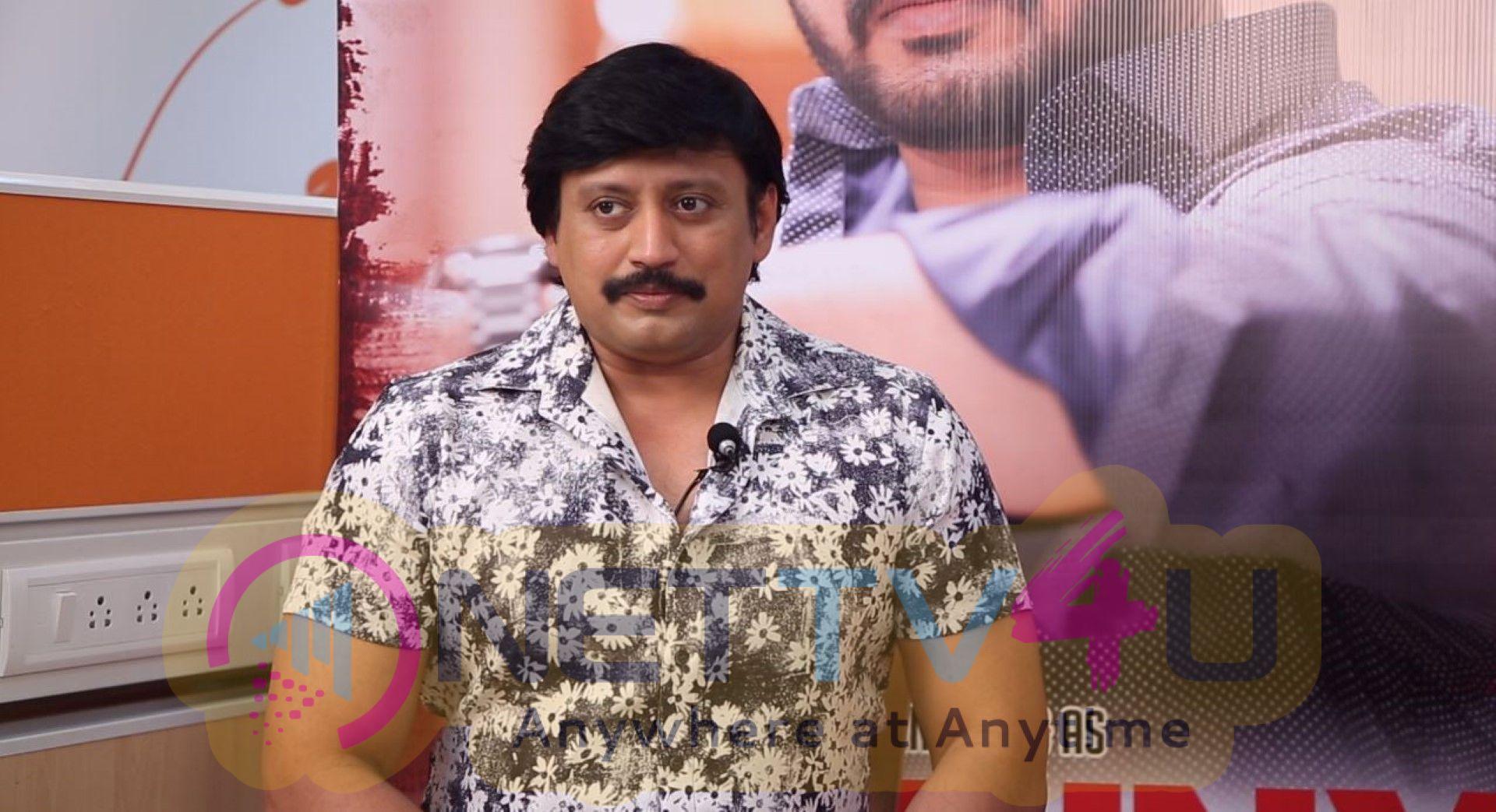 Actor Prashanth Exclusive Interview Photos Tamil Gallery