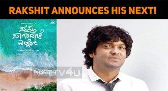 Rakshit Shetty Announces His Next!