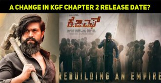 A Change In KGF Chapter 2 Release Date?
