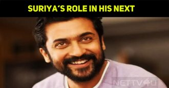 Suriya's Character In His Next Revealed!