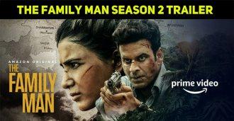 The Family Man Season 2 Trailer Creates A Stir?..