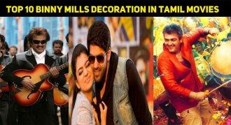 Top 10 Binny Mills Decoration In Tamil Movies
