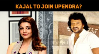 Kajal To Join Upendra?