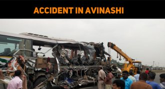 Accident In Avinashi Took 20 Lives Away!