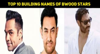 Top 10 Building Names Of The Bollywood Stars
