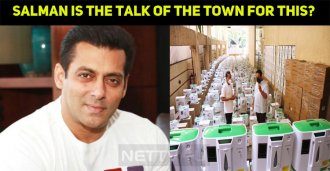 Why Salman Khan Is The Talk Of The Town?