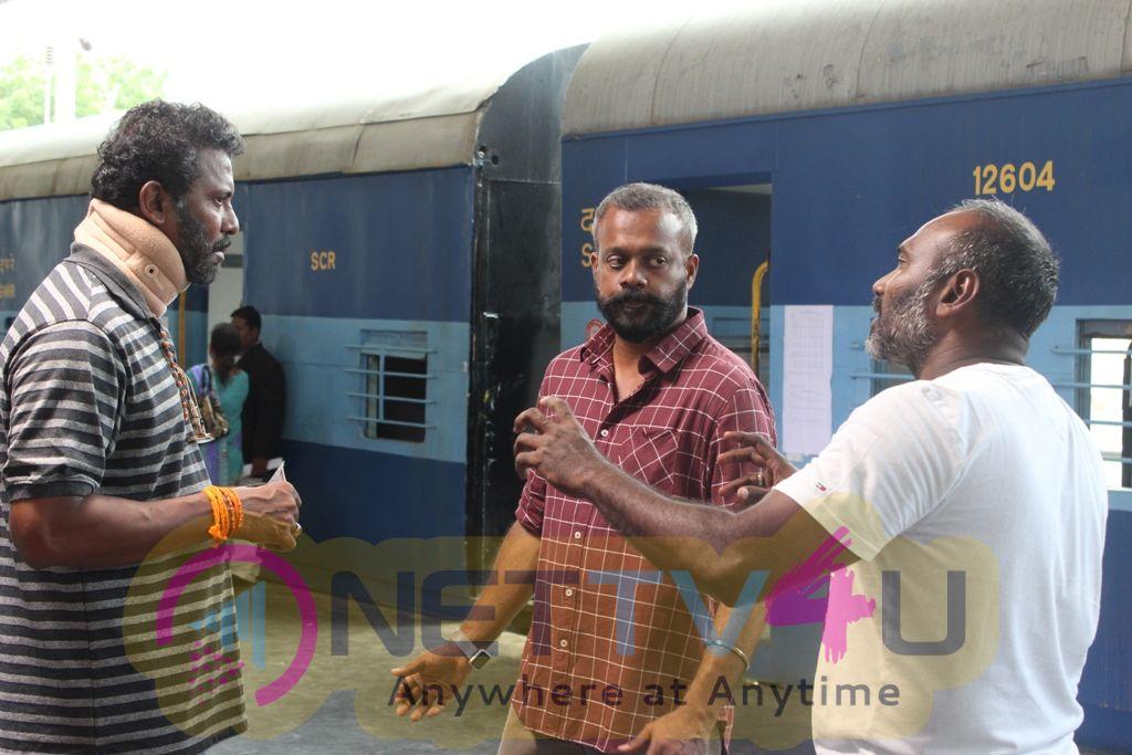 Goli Soda 2 Movie Shooting Spot Images Tamil Gallery
