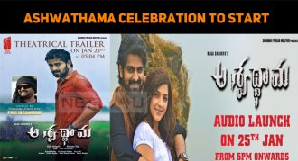 Ashwathama Trailer And Audio Launch Updates!