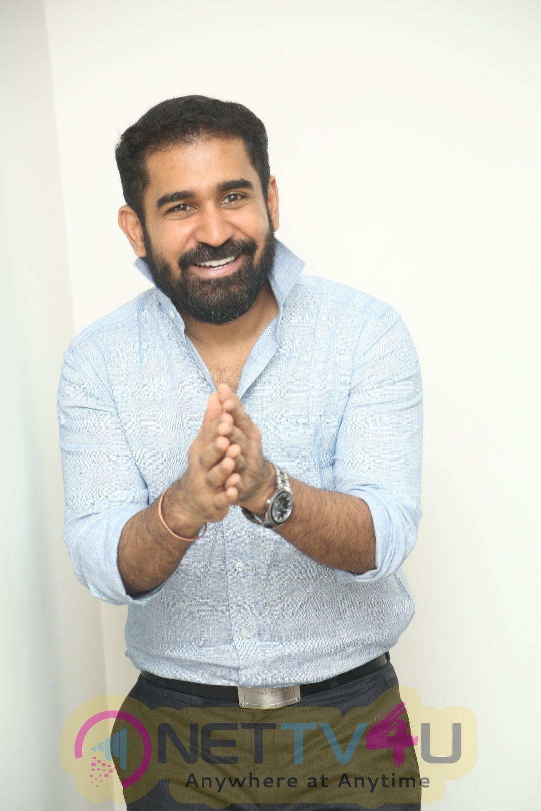 Actor Vijay Antony Interview Attractive Photos Telugu Gallery