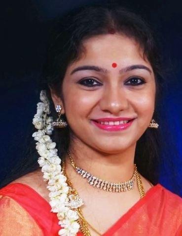 Saradha Raaghav Tamil Actress