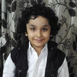 Ishant Bhanushali Hindi Actor