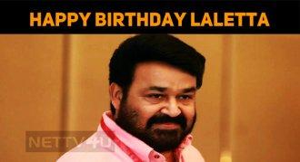 Happy Birthday,Lalettaa!