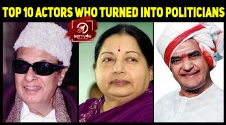 Top 10 Actors Who Turned Into Politicians