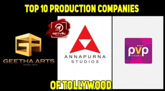 Top 10 Production Companies Of Tollywood