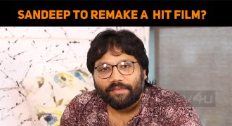 Arjun Reddy Director To Remake A Hit Film?