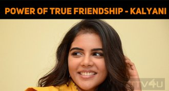 Popular Actress Speaks About The Power Of True ..