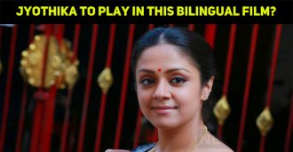 Jyothika To Play An Important Role In This High..