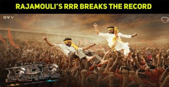 Rajamouli's RRR Breaks The Record Before The Re..
