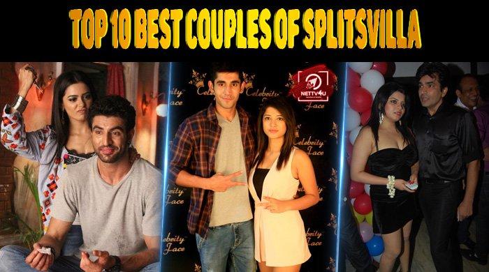 Top 10 Best Couples Of Splitsvilla Latest Articles Nettv4u