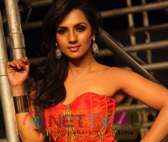 Actress Sruthi Hariharan Lovely Stills Kannada Gallery