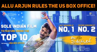 Ala Vaikunthapurramuloo Rules The US Box Office..