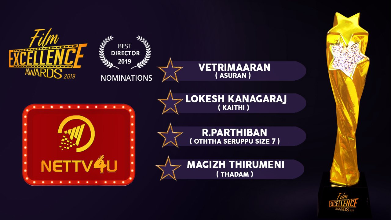 Best Director 2019 - TAMIL