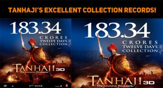 Tanhaji's Excellent Collection Records!