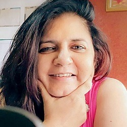 Simmi Karna Hindi Actress