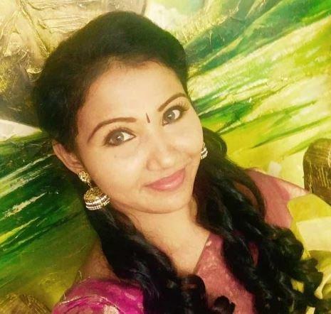 Meenakshi Serial Actress Tamil Actress
