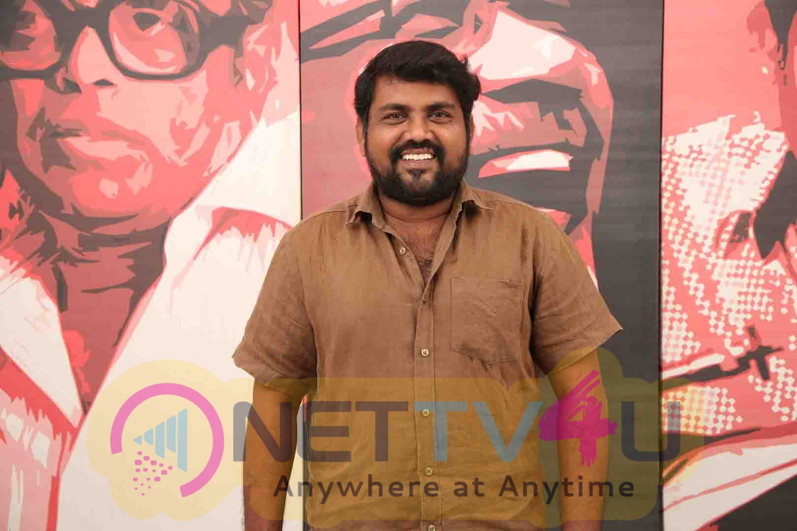 Actor Kaali Venkat Exclusive Interview Images Tamil Gallery