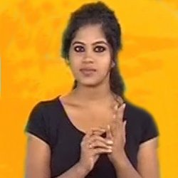 VJ Nandhini Tamil Actress