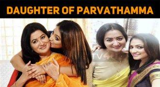 Haripriya With Fingers Crossed!