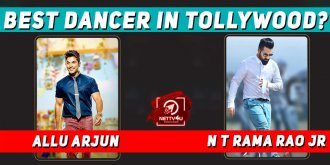 Best Dancer In Tollywood?
