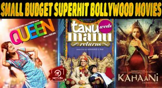 Top 10 Small Budget Superhit Bollywood Movies