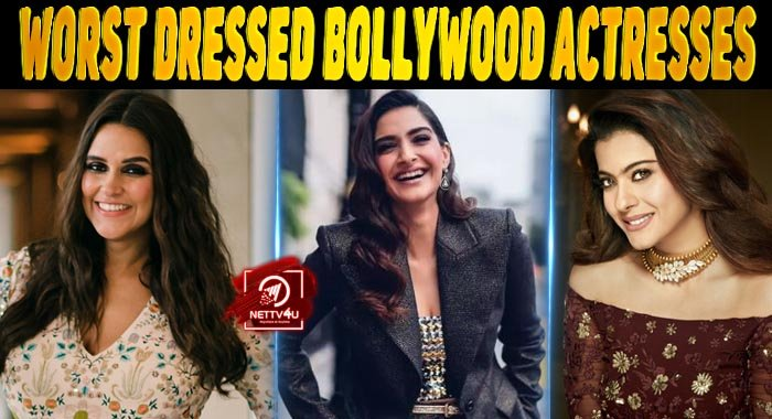 Top 10 Worst Dressed Bollywood Actresses Latest Articles Nettv4u