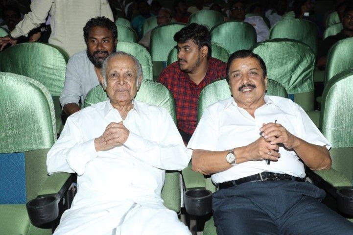 Felicitation Function Of Legendary Writer Kalaignanam Images  Tamil Gallery