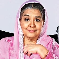 Farida Jalal Hindi Actress
