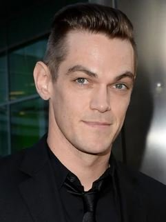 Christopher French English Actor