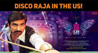 Disco Raja Gets 160+ Screens In The US!