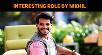 Interesting Character By Nikhil Kumar!
