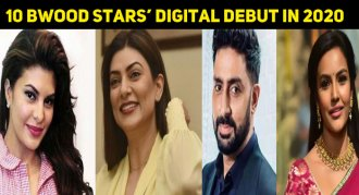10 Bollywood Stars Who Made Their Digital Debut In 2020