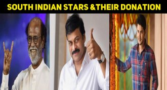 Top 10 South Indian Stars And Their Donation