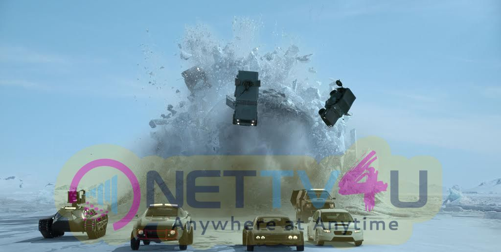 Fast & Furious 8 Latest Movie Stills  English Gallery