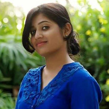 Shambhavy Gurumoorthy Tamil Actress